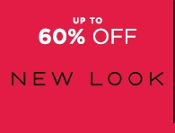 Up To 60 Off New Look | Shop Brands | Sale
