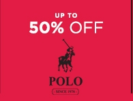 Up To 50 Off Polo | Shop Brands | Sale