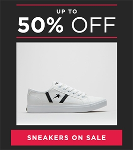 Up To 50 Off Sneakers | Sale