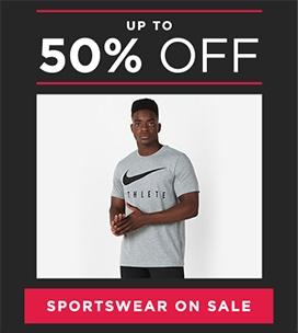 Up To 50 Off Sportswear | Sale