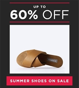 Up To 60 Off Summer Shoes | Sale