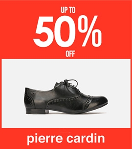 Up To 50 Off Pierre Cardin | Sale