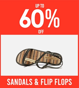 Up To 60 Off Sandals And Flip Flops | Sale