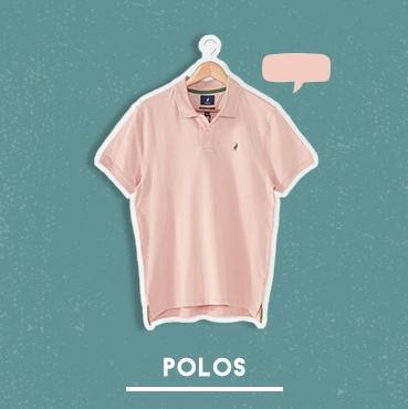 Men's Polo's