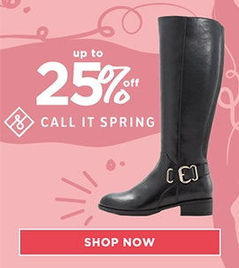Up To 25 Off Call It Spring