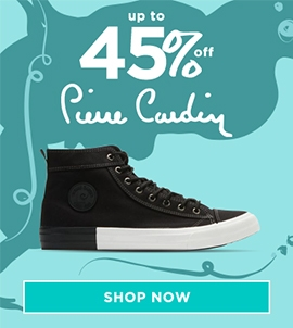 Up To 45 Off Pierre Cardin