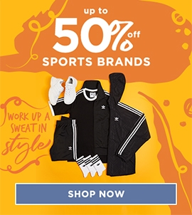 Up To 50 Off Sports Brands