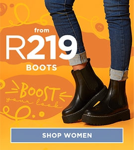 Boots From R219