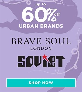 Up To 60 Off Urban Brands