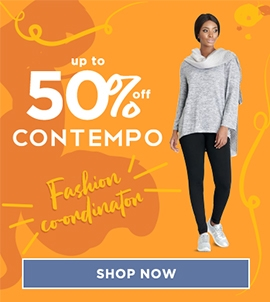Up To 50 Off Contempo