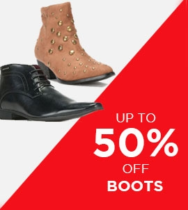Up To 50 Off Boots | Sale