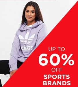 Up To 60 Off Sports Brands | Sale