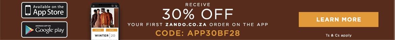 30 Off App Discount