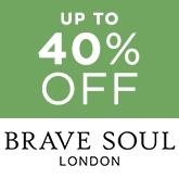 Christmas In July Sale - Brave Soul