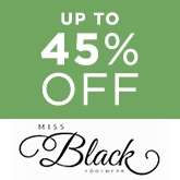 Christmas In July Sale - Miss Black