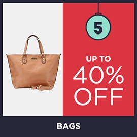 Up To 40 Off Bags | Christmas Shop