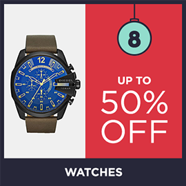 Up To 50 Off Watches| Christmas Shop