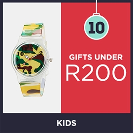 Kids Gifts Under R200 | Christmas Shop