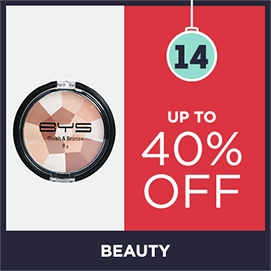 Up To 40 Off Beauty | Christmas Shop