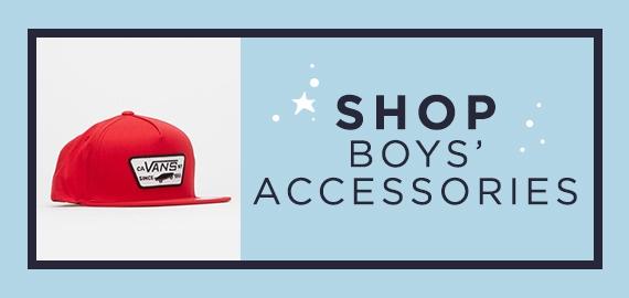 Shop Boys Accessories