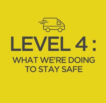 Covid-19: Level 4