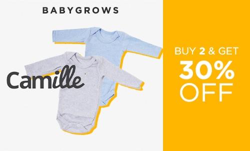 Shop Deal - Buy 2 Get 30 Off Camille