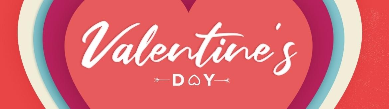 Valentine's Day Header