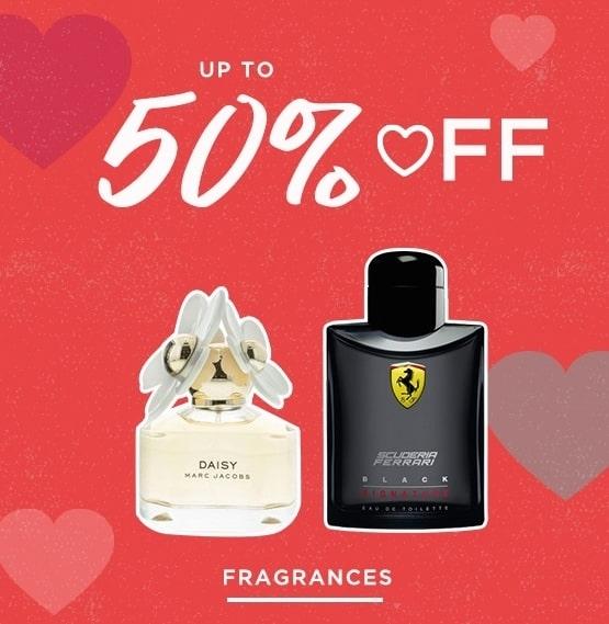 Shop Up To 50 Off Fragrances