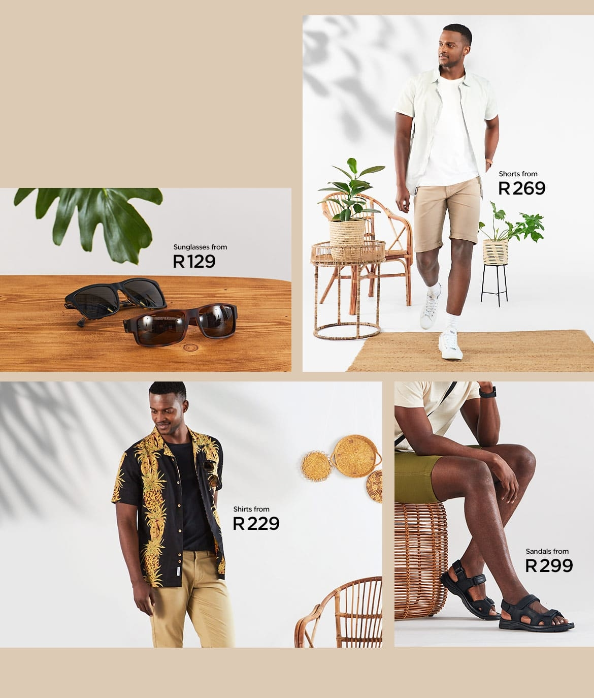 Spring Summer Fashion Trends | Men | Casual