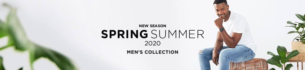 Spring Summer Fashion Trends Men