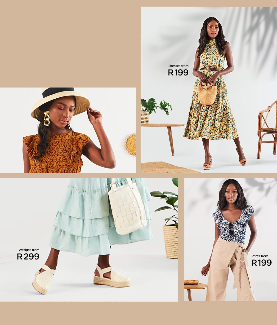 Spring Summer Fashion Trends Women | Country Cottage