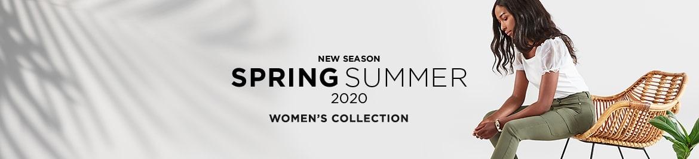 Spring Summer Fashion Trends Women