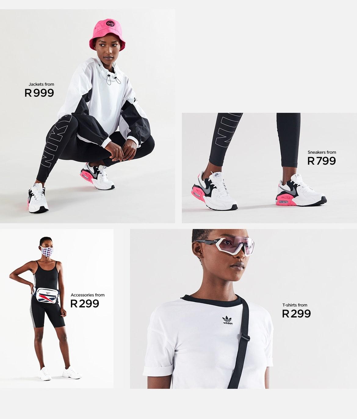 Spring Summer Fashion Trends Women | Sports Lifestyle