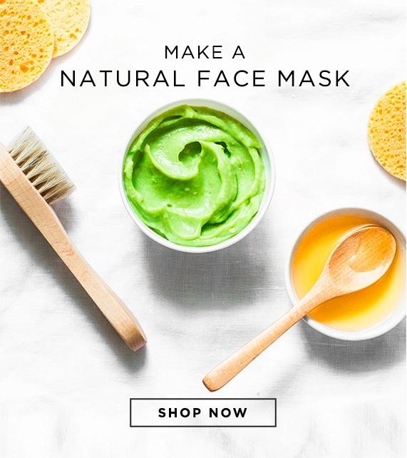Natural Beauty Face Masks