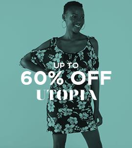 Up To 60 Off Women's Utopia   Sale