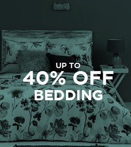 Up To 40 Off  Bedding   Sale