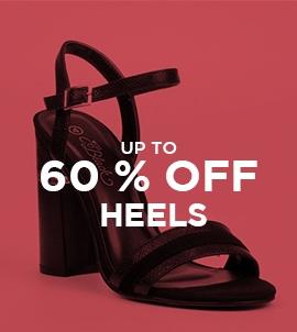 Up To 60 Off Heels | Sale
