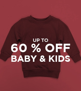 Up To 60 Off Baby And Kids | Sale