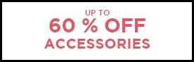 Up To 60 Off Accessories | Sale
