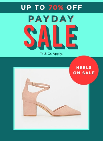 Shop Heels On Sale - Payday Sale
