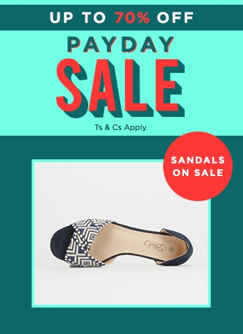 Shop Sandals On Sale - Payday Sale