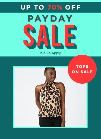 Shop Tops On Sale - Payday Sale