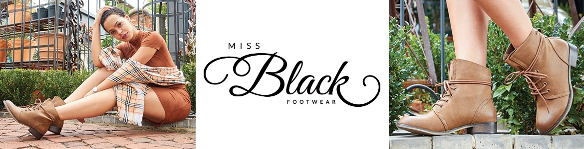 Miss Black Header
