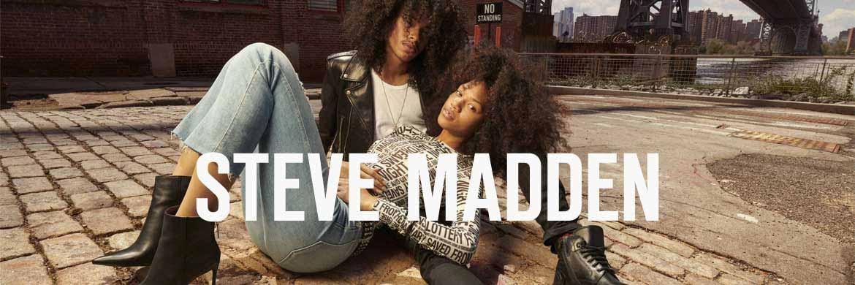 Steve Madden Header