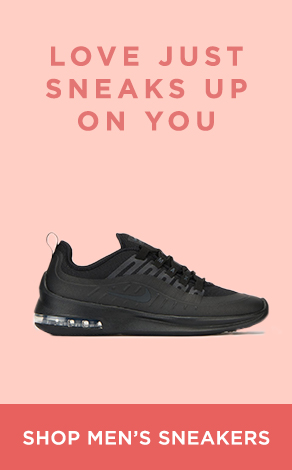 Love Just Sneaks Up On You - Mens Sneakers