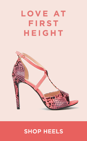 Love At First Height - Womens Heels