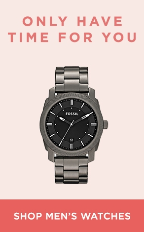 Only Have Time For You - Mens Watches