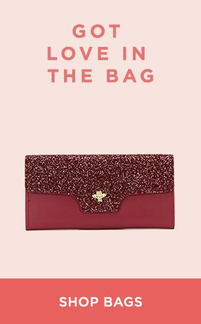 Got Love In The Bag -Shop Womens Bags