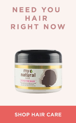 I Need You Hair Right Now - Hair Care