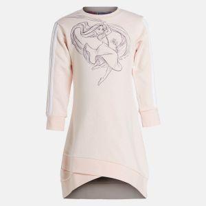 Infants Disney Dress Pink/White adidas